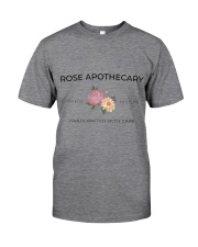 Rose Apothecary Schitts-Creek shirt Classic T-Shirt front