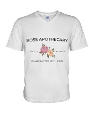 Rose Apothecary Schitts-Creek shirt V-Neck T-Shirt tile