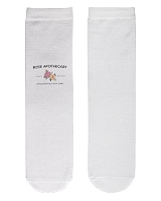 Rose Apothecary Schitts-Creek shirt Crew Length Socks tile