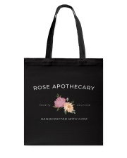 Rose Apothecary Schitts Creek shirt Tote Bag front