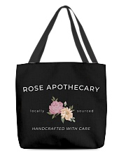 Rose Apothecary Schitts Creek shirt All-over Tote thumbnail
