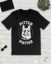 Letter-Kenny Pitter Patter Shirt Classic T-Shirt lifestyle-mens-crewneck-front-17