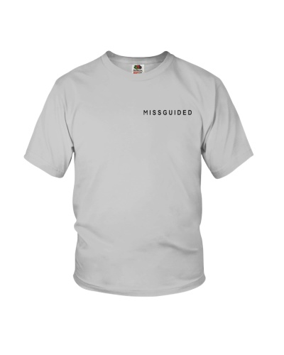 missguided heroes t shirt