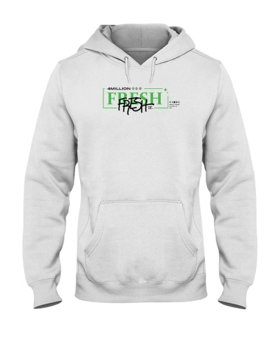 fresh 4 mill merch