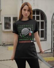 game theory among us merch Classic T-Shirt apparel-classic-tshirt-lifestyle-19