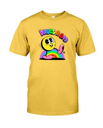 drugs r bad 1 t shirt
