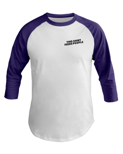This shirt feeds people shirts