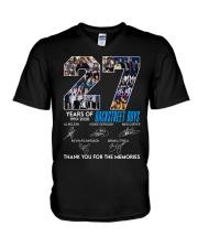 Thank You for the Menories V-Neck T-Shirt thumbnail