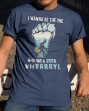 Beer T Shirt Classic T-Shirt Classic T-Shirt apparel-classic-tshirt-lifestyle-28