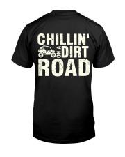 ATV Premium Classic T-Shirt back