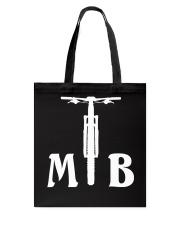 Mountain Biking MTB Tote Bag thumbnail