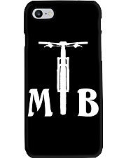 Mountain Biking MTB Phone Case thumbnail