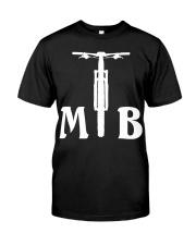 Mountain Biking MTB Classic T-Shirt thumbnail