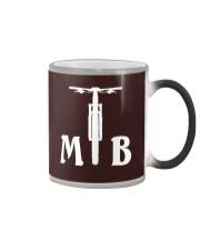 Mountain Biking MTB Color Changing Mug thumbnail