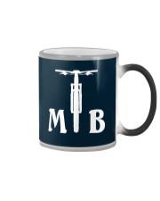 Mountain Biking MTB Color Changing Mug color-changing-right