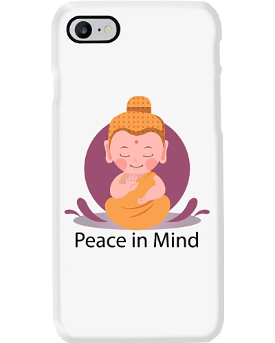 Peace in My Little Buddha