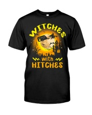 Witches with hitches shirt Classic T-Shirt thumbnail