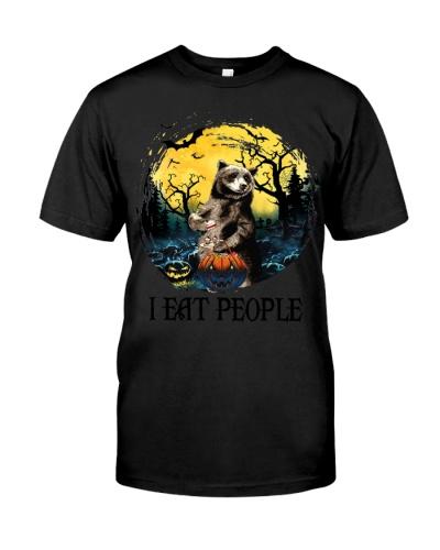I eat people Halloween Shirt