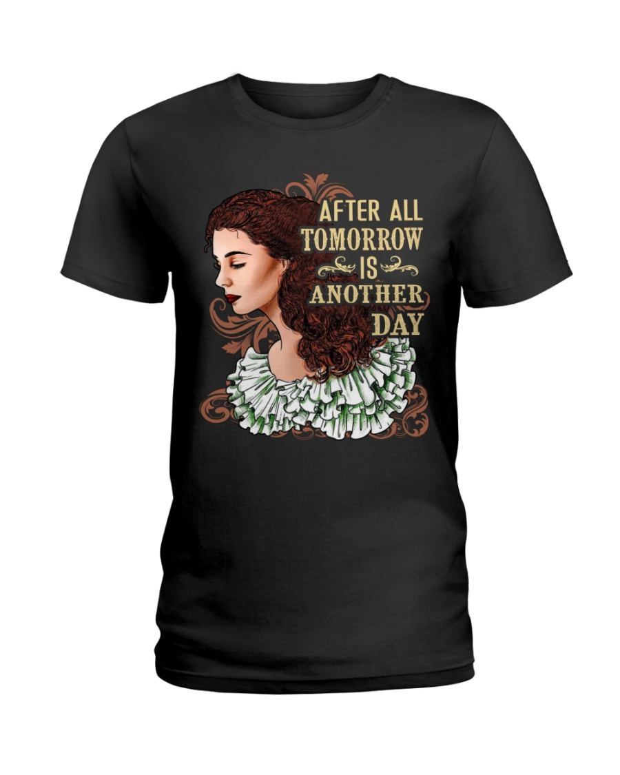 Gone with the Wind Ladies T-Shirt