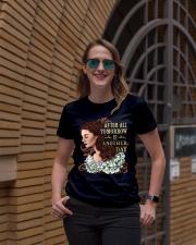 Gone with the Wind Ladies T-Shirt lifestyle-women-crewneck-front-2