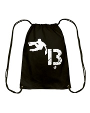 Parkour 13 Drawstring Bag thumbnail