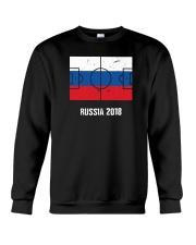 Russia Team World Cup 2018 Flag Jersey Crewneck Sweatshirt thumbnail