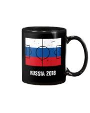 Russia Team World Cup 2018 Flag Jersey Mug thumbnail