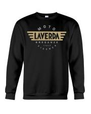Laverda Vintage Motorcycles Italy Funny Tee shirts Crewneck Sweatshirt thumbnail