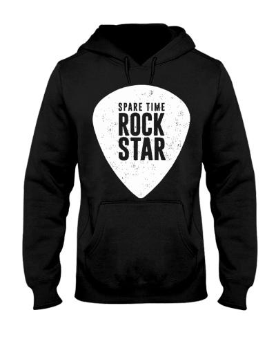 Spare Time Rockstar - Guitar Player Design