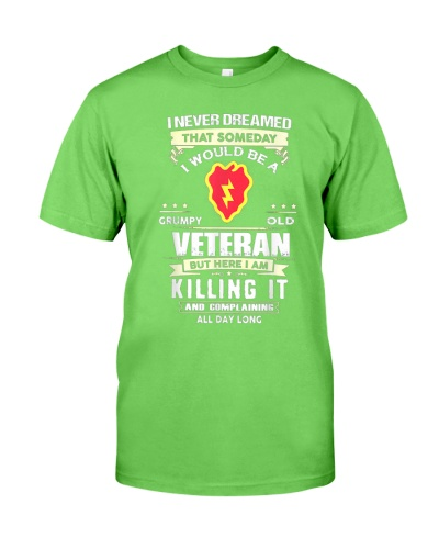 25Th Infantry Division Veteran Tshirt