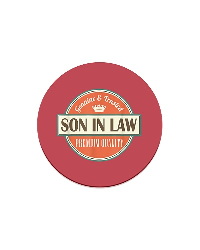 Son In Law T-Shirt Fathers Day Son-In-Law Tee