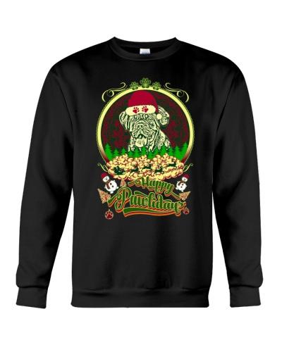 Dogue De Bordeaux Christmas Sweatshirt Gift