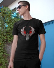Screaming Firehawks Classic T-Shirt apparel-classic-tshirt-lifestyle-17