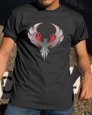 Screaming Firehawks Classic T-Shirt apparel-classic-tshirt-lifestyle-28