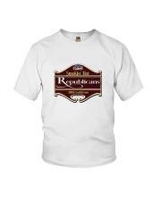 Smokin Hot Republicans BBQ Team Youth T-Shirt thumbnail