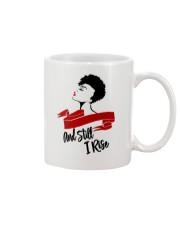 Still I Rise African-American Natural Hair Woman Mug thumbnail