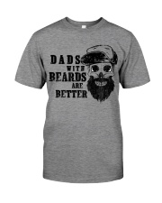 Dad with Beards are better new Premium Fit Mens Tee thumbnail