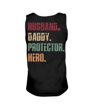 Husband Daddy Protector Hero Unisex Tank thumbnail
