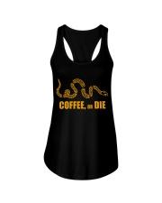 Coffee or Die Ladies Flowy Tank thumbnail