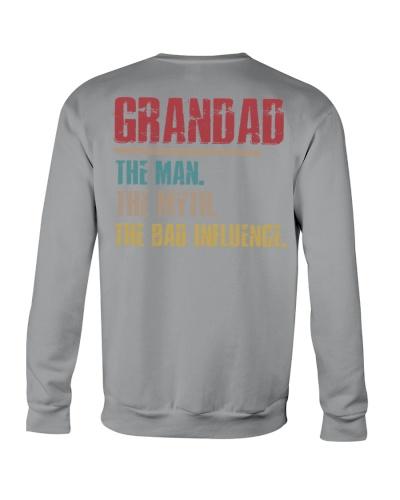 Grandad The Man The Myth The Bad Influenci