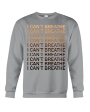 I can't breathe Crewneck Sweatshirt thumbnail