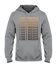 I can't breathe Hooded Sweatshirt thumbnail