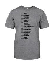 Beard Lover Classic T-Shirt thumbnail