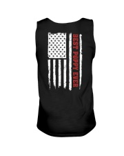 American Flag Poppy Unisex Tank thumbnail