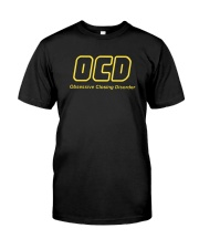 OCD Obsessive Closing Disorder Classic T-Shirt front