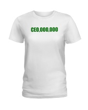 CE0000000 Ladies T-Shirt front