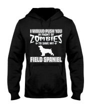Field Spaniel MenX27S Pr 45 Hooded Sweatshirt thumbnail