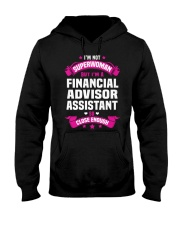 Financial Advisor Assistant Tshirt 191022 Hooded Sweatshirt thumbnail