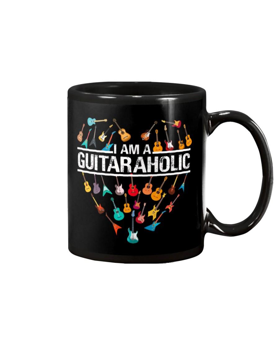 Guitar Mug - Guitaraholic  Mug