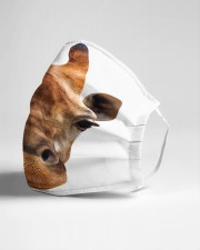 Giraffe Mask Cloth face mask aos-face-mask-lifestyle-21